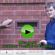 Subfloor Ventilation Video